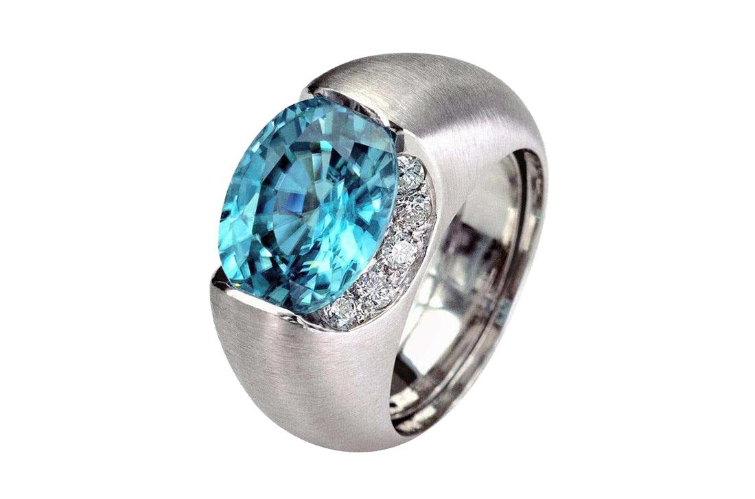 Ring Zircon